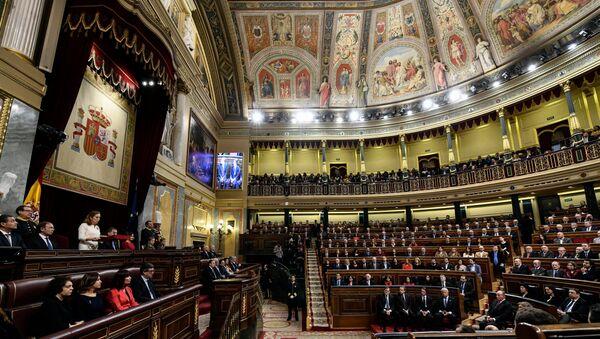 Une réunion du gouvernement espagnol - Sputnik France