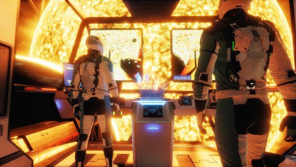 Eclipse : jeu en VR développé par le studio français Backlight - Sputnik France