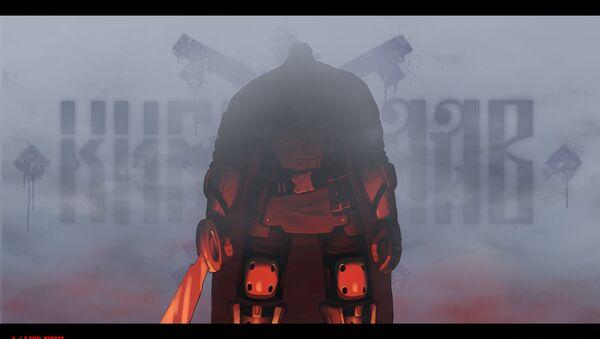 Cyberslav - Anime développé par le studio russe Evil Pirate - Sputnik France