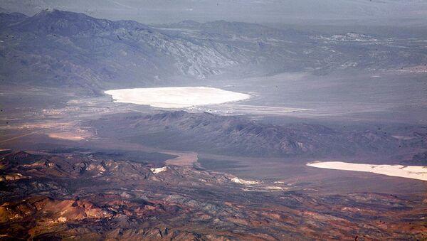 Zone 51 au Nevada - Sputnik France