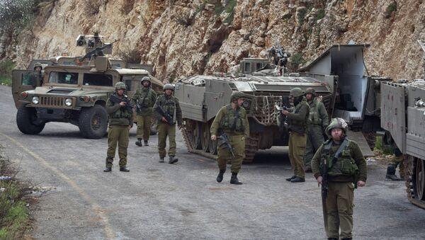 Israeli soldiers - Sputnik France