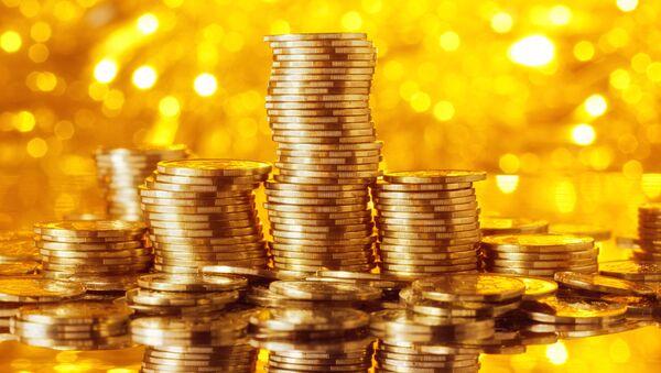 Золотые монеты - Sputnik France