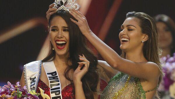 Miss Univers 2018, la représentante des Philippines - Sputnik France
