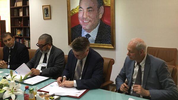 L'agence Maghreb Arabe Presse devient partenaire de Sputnik - Sputnik France