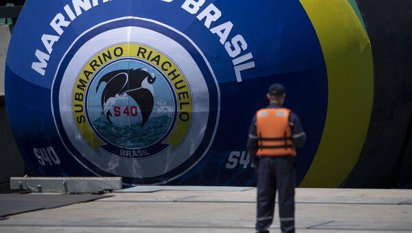 Le Riachuelo, nouveau sous-marin brésilien - Sputnik France