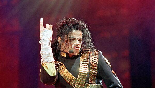 Michael Jackson en 1993 - Sputnik France