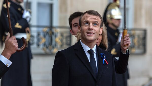 La France de Macron en 2018: pourquoi cette année entre dans l'histoire - Sputnik France