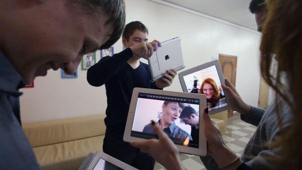 iPad - Sputnik France