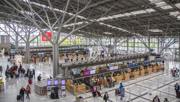 Flughafen Stuttgart (Archivbild) - Sputnik France