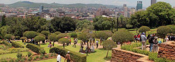 Pretoria, capitale de l'Afrique du Sud - Sputnik France
