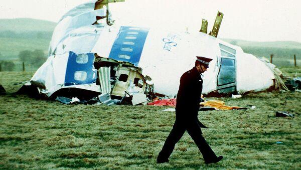 Débris du vol 103 de Pan Am - Sputnik France