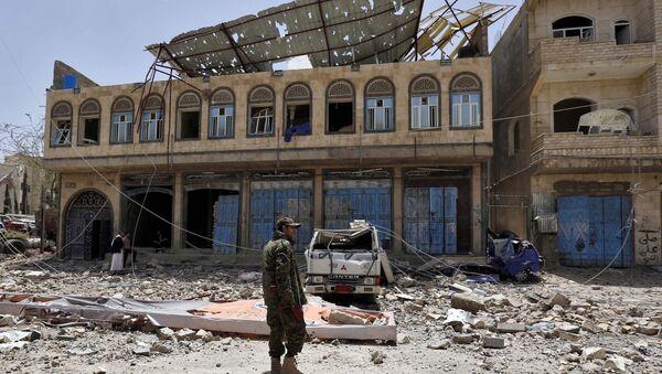 الغارات الجوية على اليمن - Sputnik France