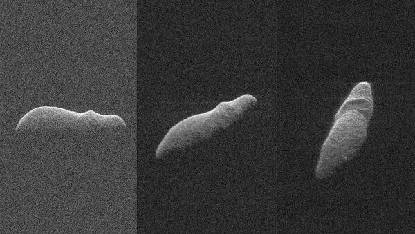 Astéroïde 2003 SD220 - Sputnik France
