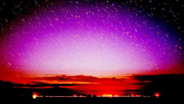 La Californie la nuit - Sputnik France