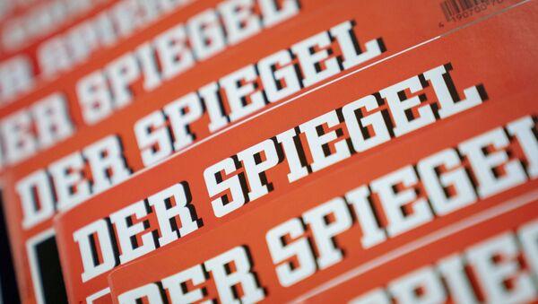 Der Spiegel - Sputnik France