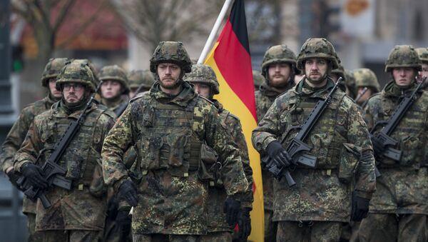 Bundeswehr-Soldaten in Litauen (Archiv) - Sputnik France