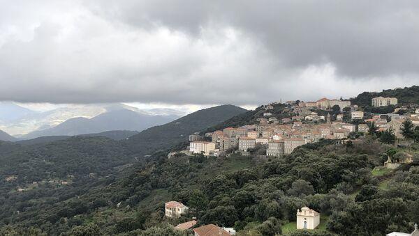 Sartène, la plus Corse des villes Corses - Sputnik France