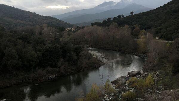 Les montagnes en Corse - Sputnik France