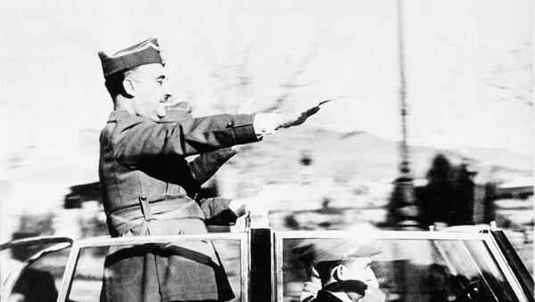 Gen. Francisco Franco (Archiv) - Sputnik France