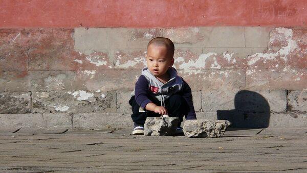 Un enfant chinois - Sputnik France
