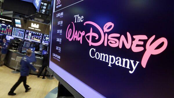 The Walt Disney Company logo - Sputnik France