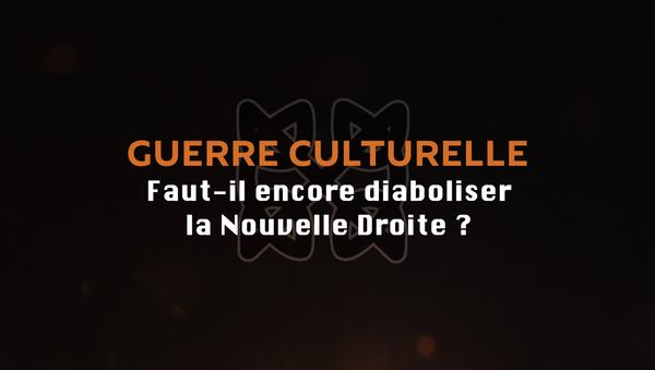 Guerre culturelle: faut-il encore diaboliser la ND? - Sputnik France