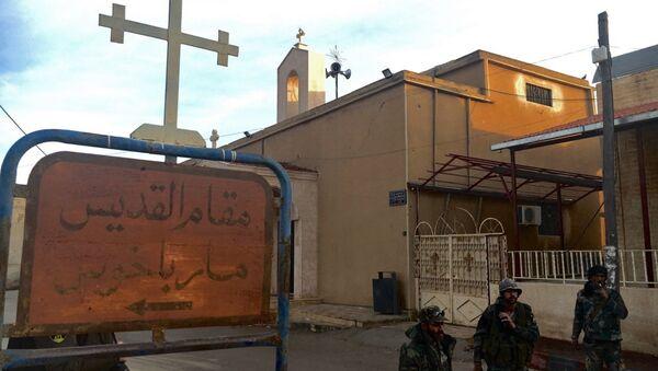 Église syriaque orthodoxe (image d'illustration) - Sputnik France