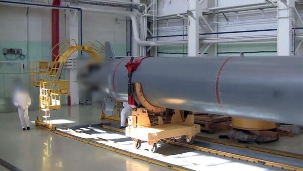 Океанская многоцелевая система «Посейдон» - Sputnik France