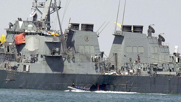 Conséquences de l'attentat visant l'USS Cole - Sputnik France