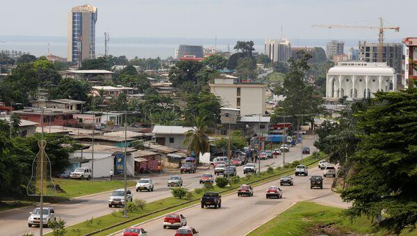 Libreville - Sputnik France