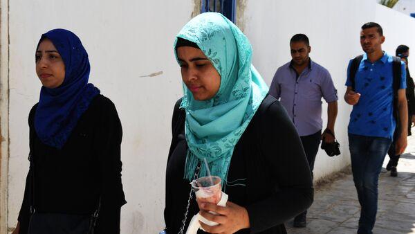 Femmes tunisiennes - Sputnik France