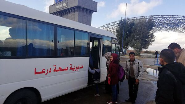En trois mois 7.000 réfugiés syriens en Jordanie sont rentrés dans leur pays - Sputnik France
