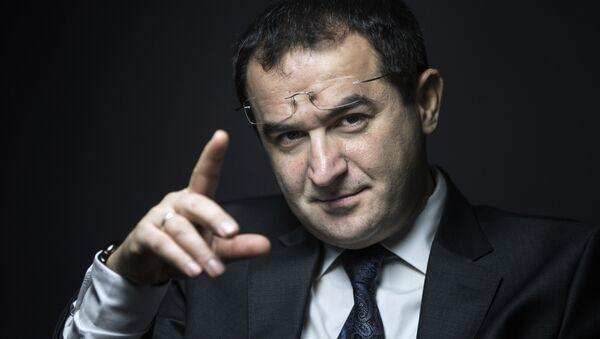 Ahmet Ogras, président du Conseil français du culte musulman (CFCM) - Sputnik France