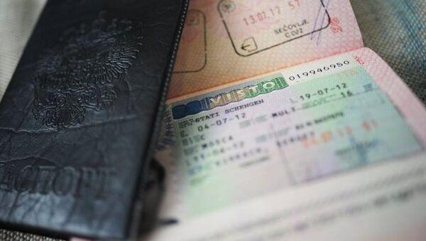 Visa Schengen  - Sputnik France