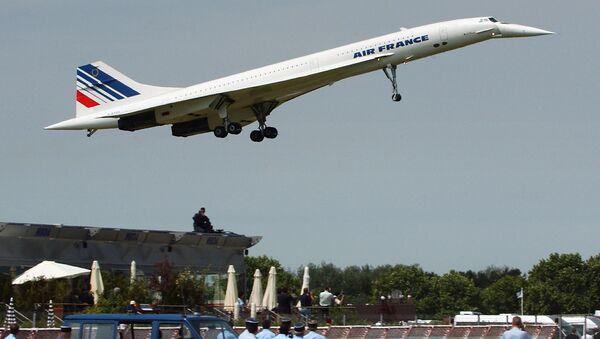 le Concorde (image d'archive) - Sputnik France
