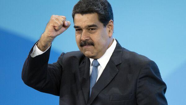 Nicolas Maduro - Sputnik France