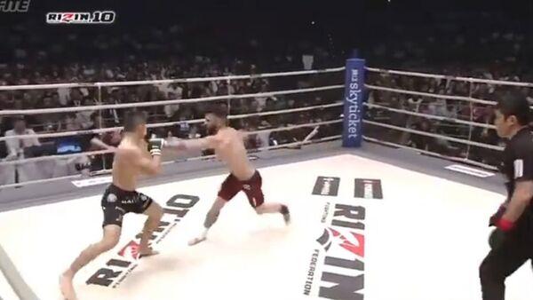 Un match de MMA - Sputnik France