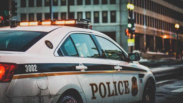 The US police - Sputnik France