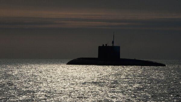 Un sous-marin de classe Vachavianka - Sputnik France