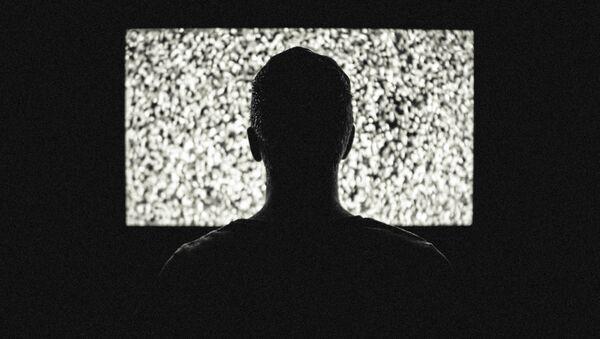Un televisor, imagen referencial - Sputnik France