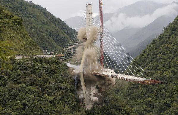 Force destructrice: comment sont démolis les immeubles et les ponts - Sputnik France