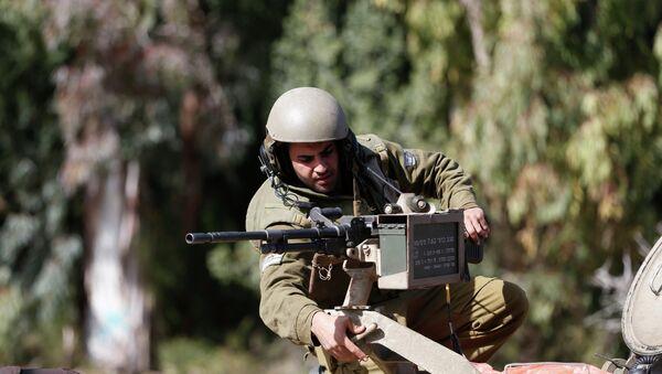 Un soldat israélien (archive photo) - Sputnik France