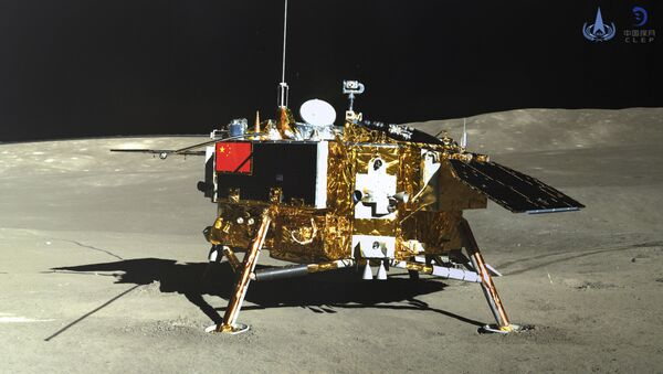 Chang'e 4 - Sputnik France