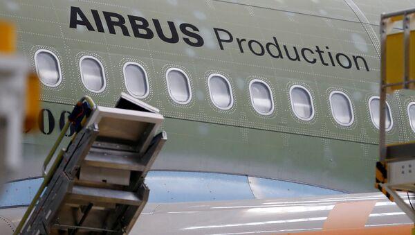 Airbus A330neo - Sputnik France