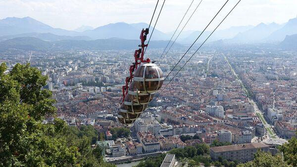 Une vue de Grenoble - Sputnik France