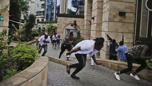 Attaque de l'hôtel Dusit de Nairobi - Sputnik France