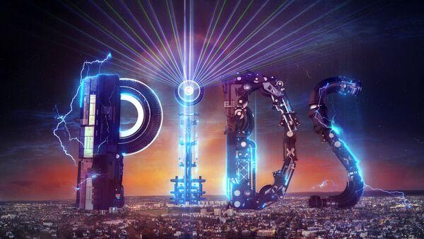 Paris Images Digital Summit (PIDS) 2019 - Sputnik France