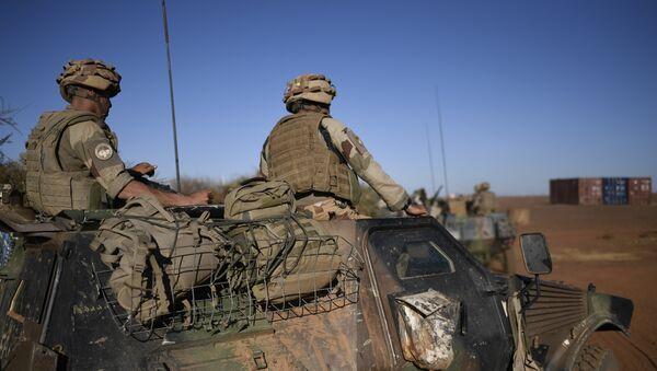 Des soldats français de la force Barkhane au Mali - Sputnik France