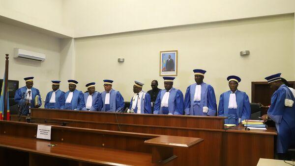 En RDC, Félix Tshisekedi proclamé président par la Cour constitutionnelle - Sputnik France