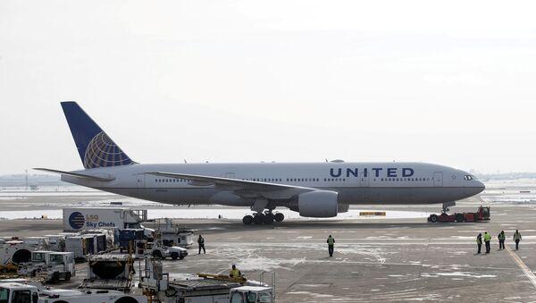 Un avion d'United Airlines - Sputnik France